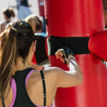 Fight Fitness Kick Boxing Gym Website Design