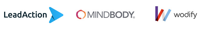 MindBody And LeadAction Gym Website Design Integration
